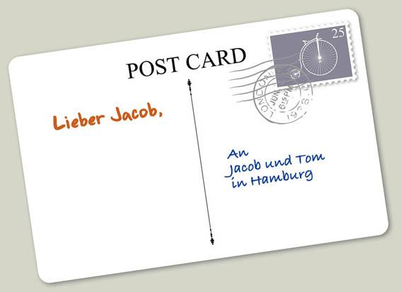 Lieber Jacob