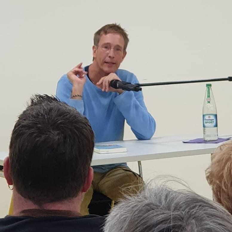 Tom Diesbrock Lesung Ludwigsburg